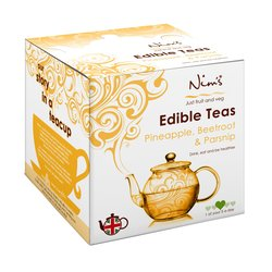 Pineapple, Beetroot & Parsnip Loose Leaf Tea Infusions 60g
