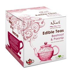 Beetroot & Parsnip Loose Leaf Tea Infusions 60g