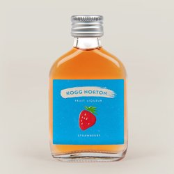 50ml Strawberry Fruit Liqueur