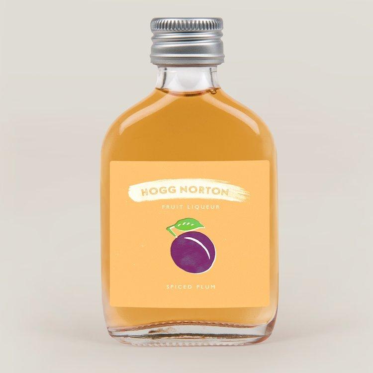 50ml Spiced Plum Fruit Liqueur
