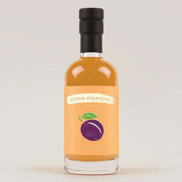250ml Spiced Plum Fruit Liqueur