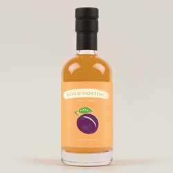 250ml Spiced Plum Fruit Liqueur