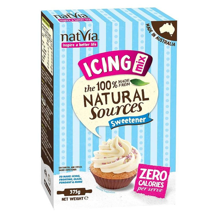 100% Natural Icing Sweetener Mix 375g