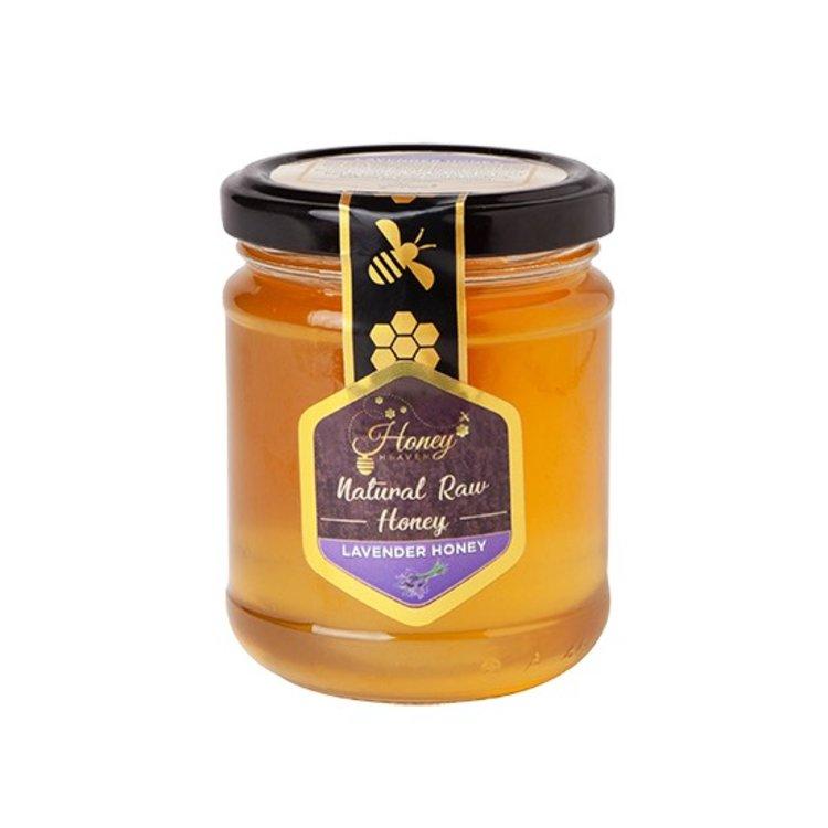 250g Raw Hungarian Lavender Honey