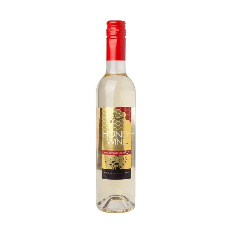 Amor Honey Wine Mead with Raw Hungarian Honey 500ml