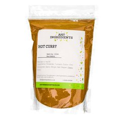 Madras Hot Curry Powder Spice Blend 100g