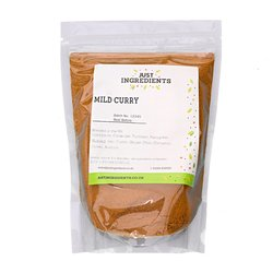 Mild Curry Powder Spice Blend 100g