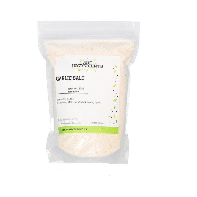 Fine Garlic Sea Salt 100g