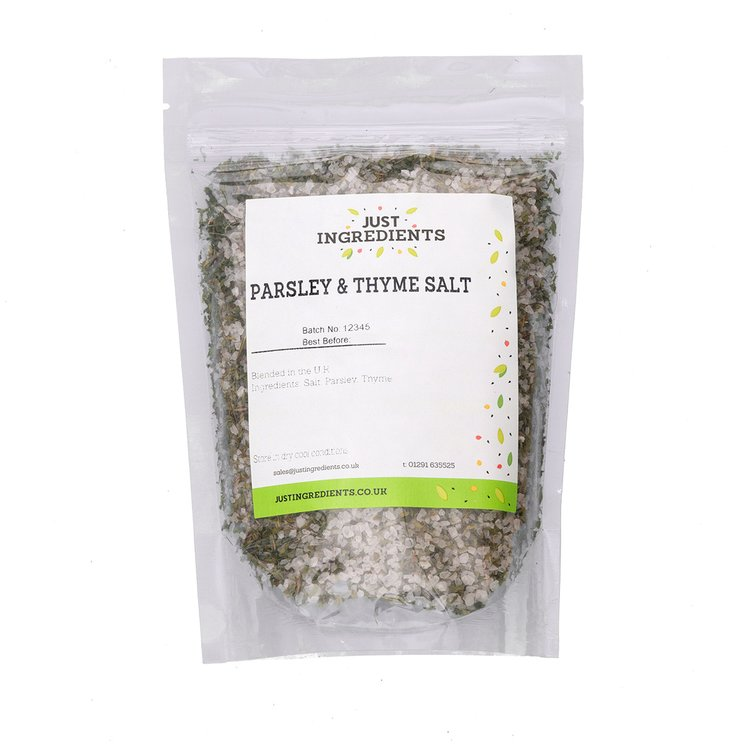 Parsley & Thyme Sea Salt 100g