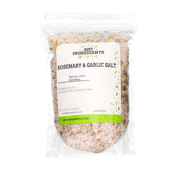 Rosemary & Garlic Sea Salt 100g