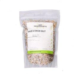 Sage & Onion Sea Salt 100g