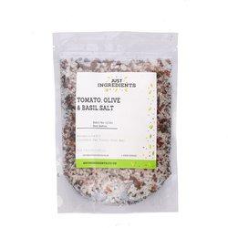 Tomato, Olive & Basil Sea Salt 100g