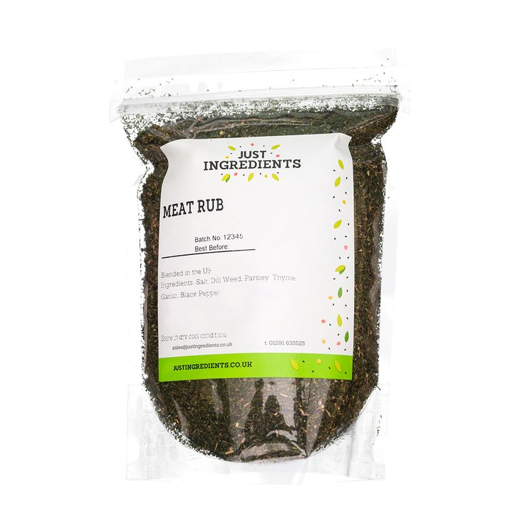 Meat Herb & Spice Rub Blend 100g