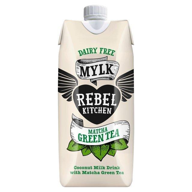 Dairy-Free Coconut Mylk with Matcha Green Tea 330ml