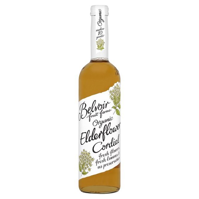 Organic Elderflower Cordial 500ml