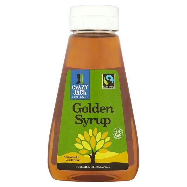 Organic Fairtrade Golden Syrup 340g