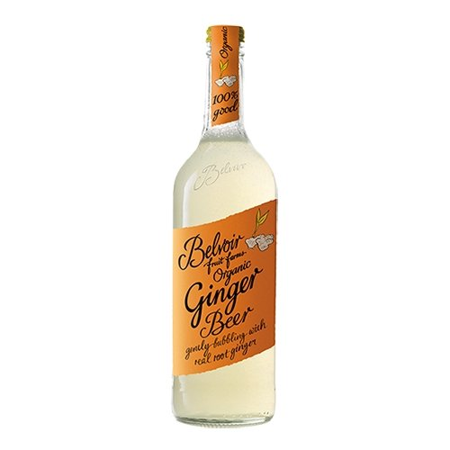 Organic Ginger Beer 750ml