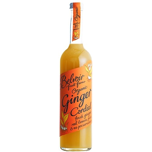 Organic Ginger Cordial 500ml