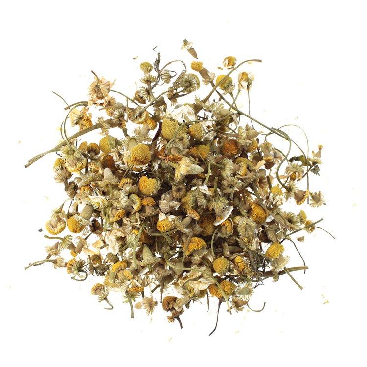 Organic Chamomile Flowers 100g