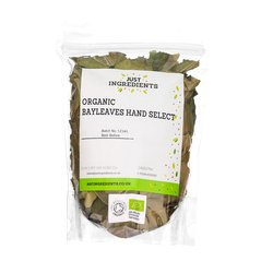 Organic Dried Bay Leaves 100g
