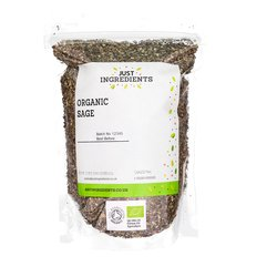 Organic Dried Sage 100g