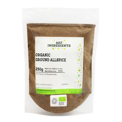 Organic Ground Allspice 100g
