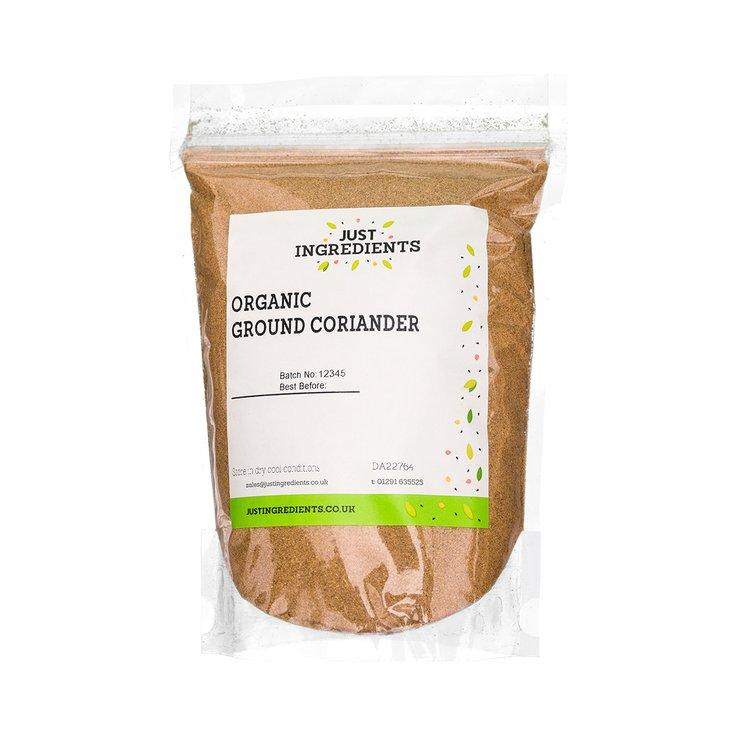 Organic Ground Coriander 100g