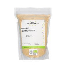 Organic Ground Ginger 100g