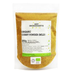 Organic Mild Curry Powder 100g