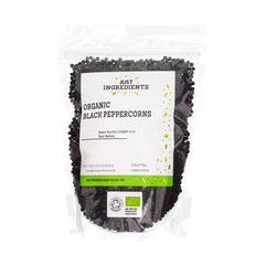 Organic Black Peppercorns 100g