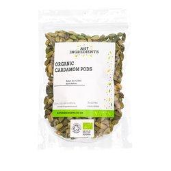 Organic Green Cardamom Pods 100g