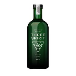 Non-Alcoholic 'Three Spirit' Plant-Based Botanical Spirit 50cl