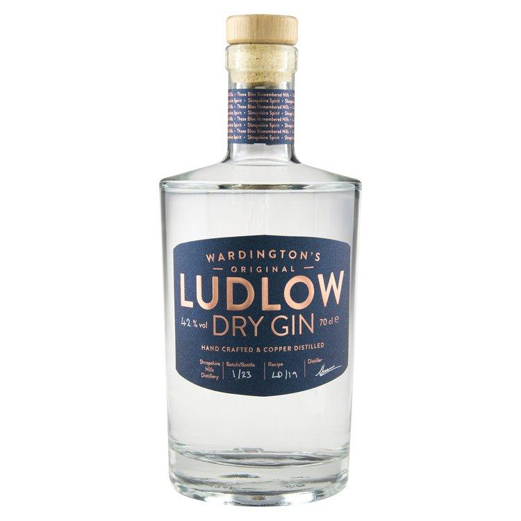 Original Ludlow Dry Gin 70cl