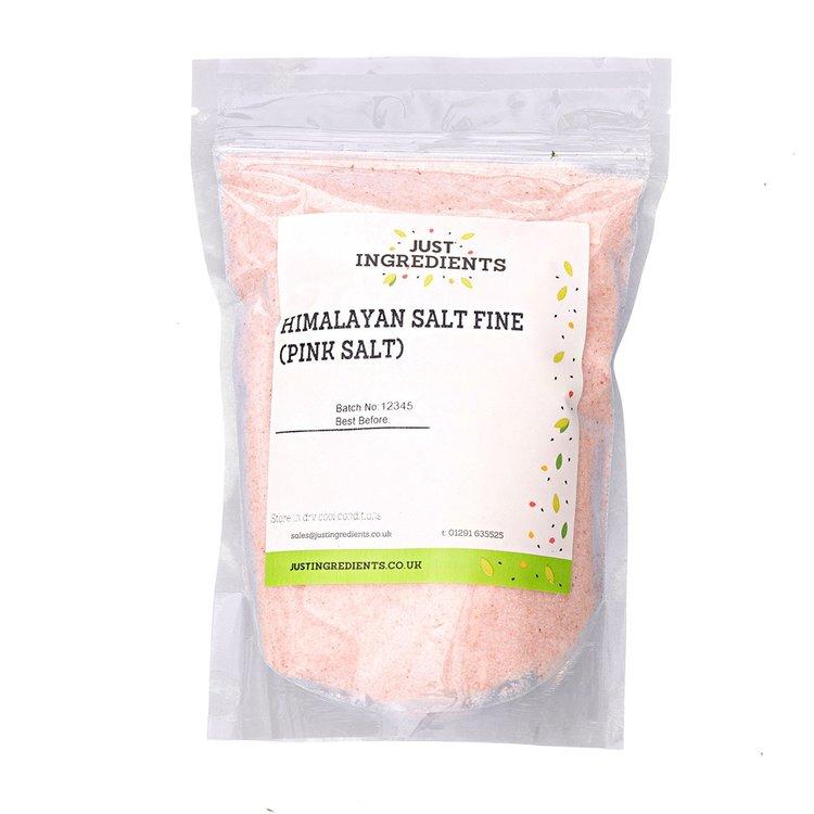 Fine Himalayan Pink Salt 100g