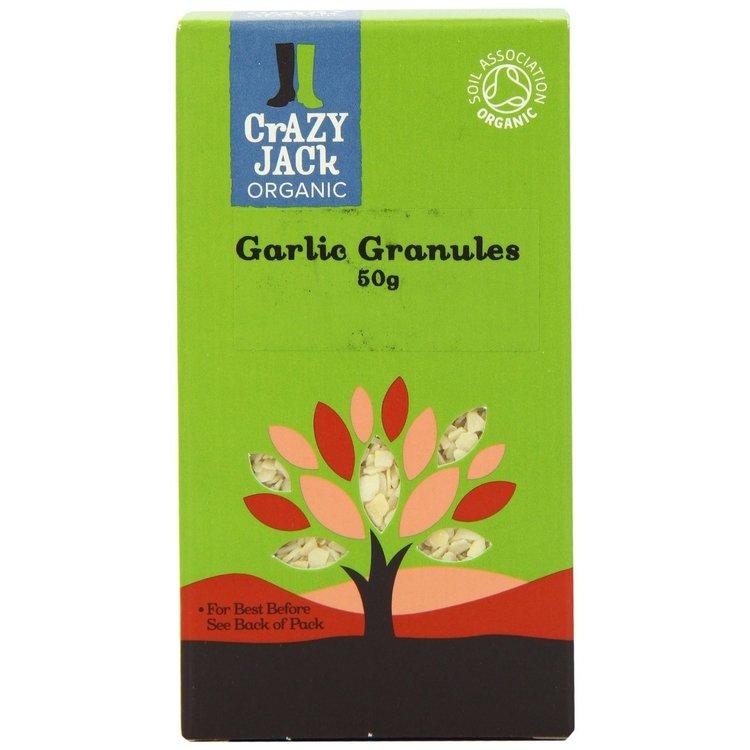 Garlic Granules 50g
