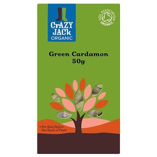 Green Cardamom 50g