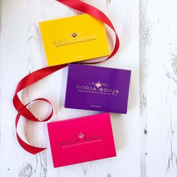 Chocolate Truffle Selection Gift Boxes by Booja-Booja (Dairy Free, Vegan)