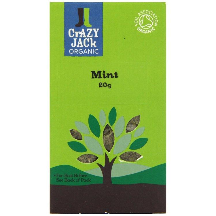 Organic Mint 20g