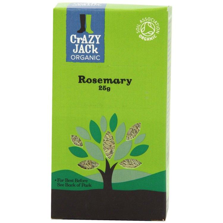 Organic Rosemary 25g