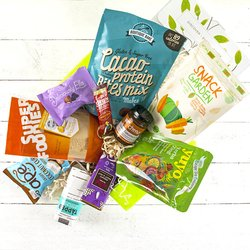 'Surprise Goodness' Vegan Gift Box