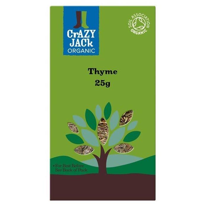 Thyme 25g