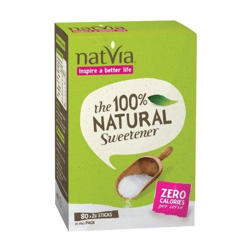 Natural Sweetener 80 Stick Box