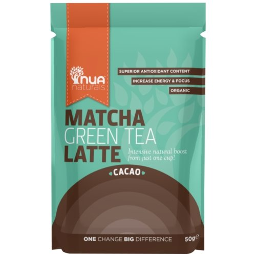 Matcha Green Tea Cacao Latte 50g