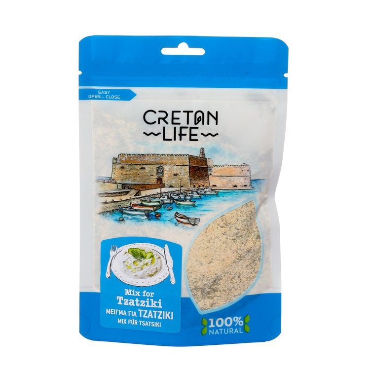 Tzatziki Herb & Spice Seasoning Blend Mix 100g