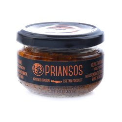 Cretan Olive Tapenade with Sun Dried Tomato, Wine & Oregano 100g