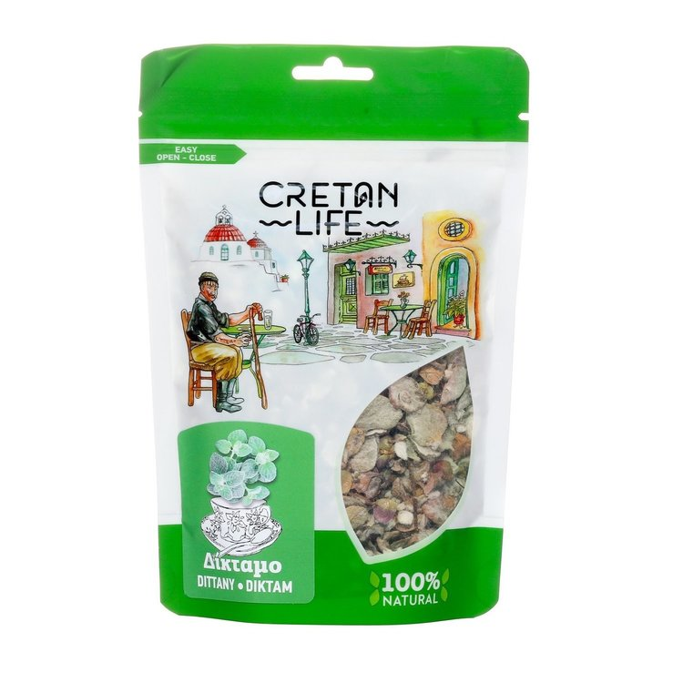Cretan Dittany Loose Tea in Resealable Pack 15g