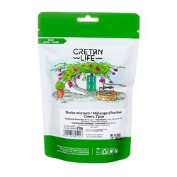 Cretan Herb Mixture Loose Tea in Resealable Pack 20g