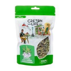 Cretan Lemon Verbena Loose Tea in Resealable Pack 10g