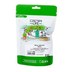 Cretan Mint Loose Tea in Resealable Pack 20g