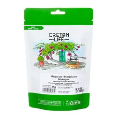 Cretan Marjoram Loose Tea in Resealable Pack 25g
